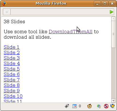 Slideshare download all
